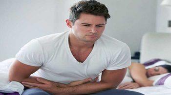 Erkeklerde Karın Ağrısı Nedenleri